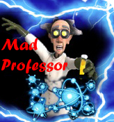 mad professor fun scientist