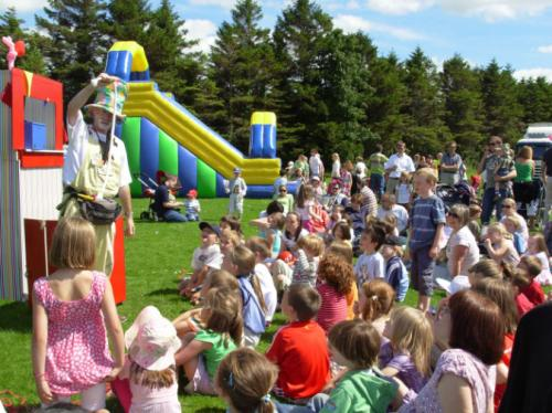 Really Grand Events - Festivals - Children's Entertainment